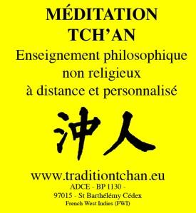 Tchan, Tch'an, Zen, méditation, tradition, bouddhisme, taoïsme
